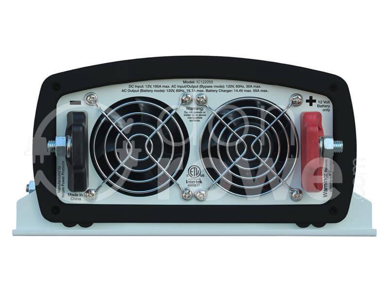 DonRowe.com: KISAE Abso 2000, IC122055, 2000 Watt, Compact 12 Volt on