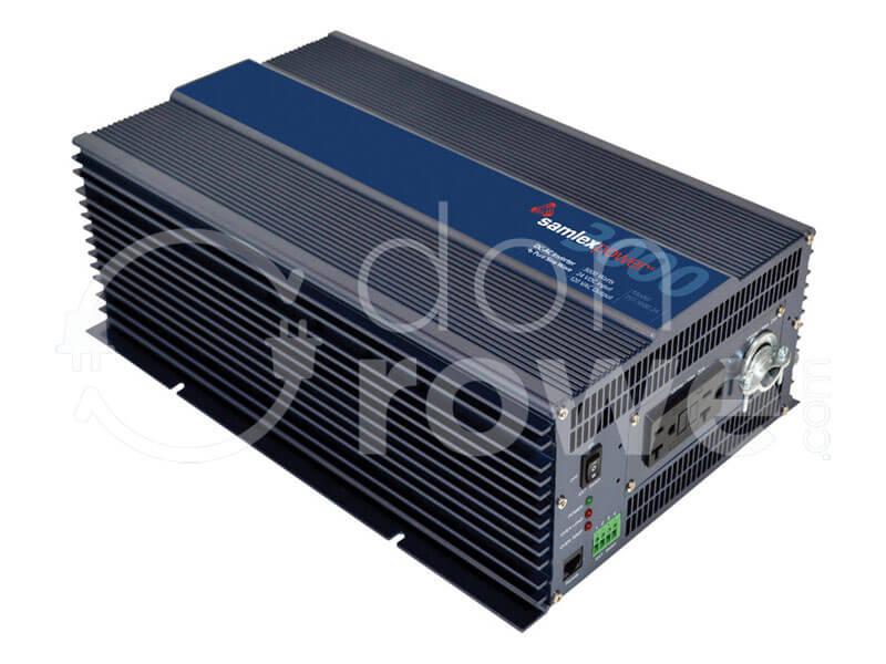Samlex PST-3000-24, 24 Volt, 3000 Watt Pure Sine Wave Power ...