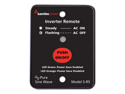Samlex S-R5 Power Inverter Remote Switch