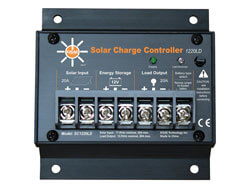 KISAE SC1220LD 20A 12V Charge Controller