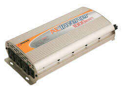 Wagan 1000 Watt 12 Volt Slim Line Power Inverter