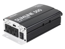 Wagan 500 Slim Line Power Inverter