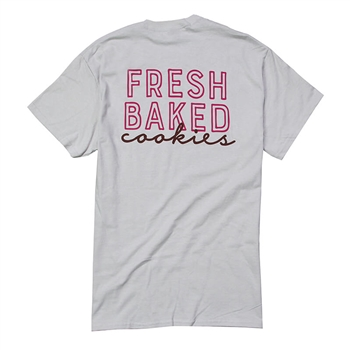 GAC Fresh Baked Tee - Ice Grey