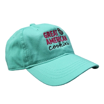 GAC Soft Cotton Cap - Mint