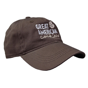 GAC Soft Cotton Cap - Brown