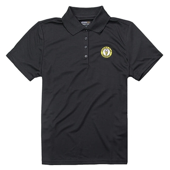 MSC Ladies Performance Polo - Black