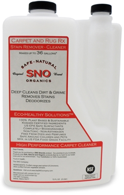 SNO Carpet and Rug Rx