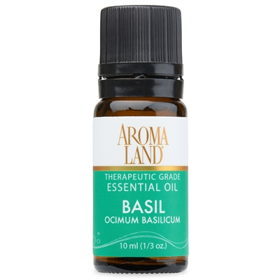 Basil Sweet Essential Oil 480ml. (16oz.)