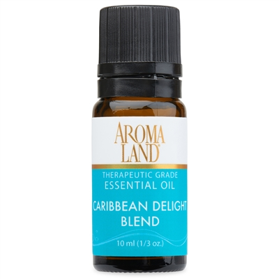 Caribbean Delight Essential Oil Blend 10ml. (1/3oz.)