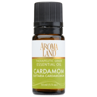 Aromaland - Cardamom Essential Oil 10ml. (1/3oz.)