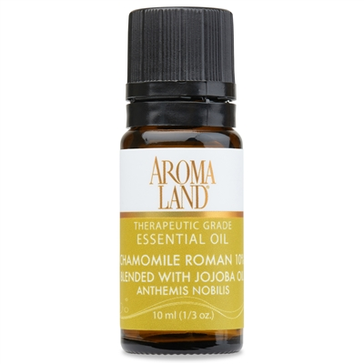 Aromaland - Chamomile Roman 10% Essential Oil 10ml. (1/3oz.)
