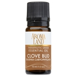 Aromaland - Clove Bud Essential Oil 10ml. (1/3oz.)