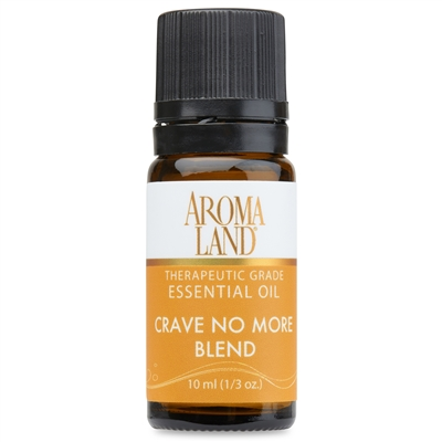 Crave-No-More Essential Oil Blend 10ml. (1/3oz.)