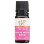 Feminine Balance Essential Oil Blend 10ml. (1/3oz.)