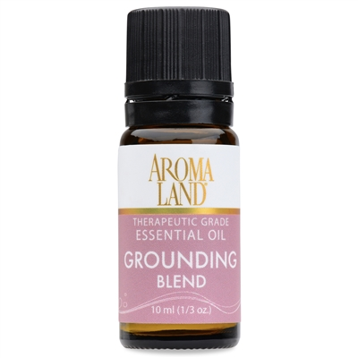 Grounding Essential Oil Blend 10ml. (1/3oz.)