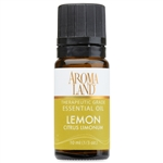 Aromaland - Lemon Essential Oil 10ml. (1/3oz.)