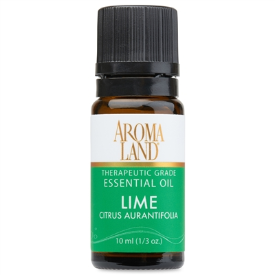 Aromaland - Lime Essential Oil 10ml. (1/3oz.)