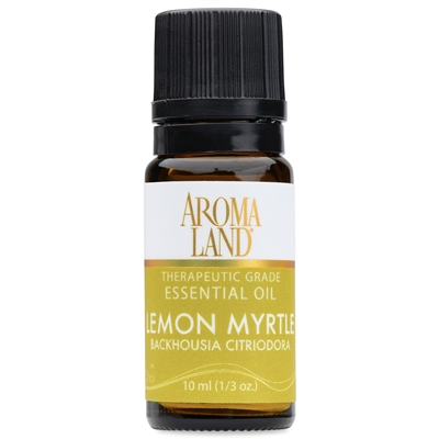 Lemon Myrtle Essential Oil 10ml. (1/3oz.)