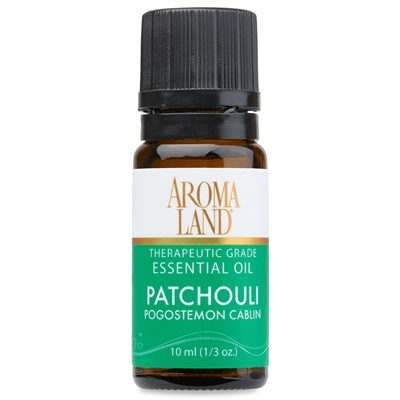 Aromaland - Patchouli Essential Oil 10ml. (1/3oz.)