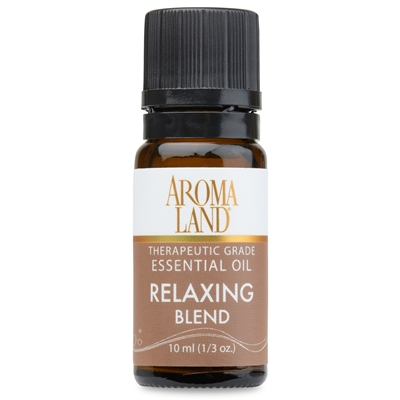 Relaxing Essential Oil Blend 240ml. (8oz.)