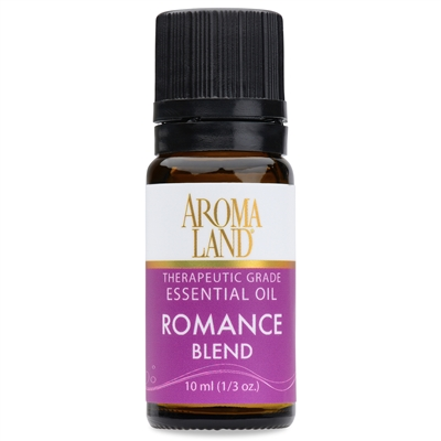 Romance Essential Oil Blend 10ml. (1/3oz.)