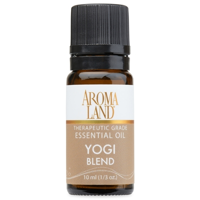 Yogi Essential Oil Blend 10ml. (1/3oz.)