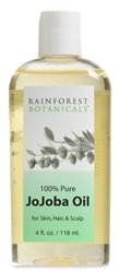 Rainforest Botanicals® Jojoba Oil 4 oz.