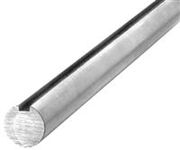 1 Stainless Steel Keyed Shaft