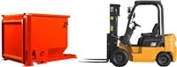 10 Cubic Yard Self Dumping Hopper