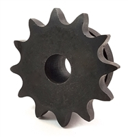 100B19 Sprocket Stock Bore 100B19 Sprocket