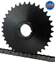 24CTB114 Sprocket