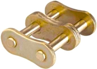 100-2 Nickel Plated Connecting Link