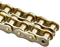 100-2 Nickel Plated Roller Chain
