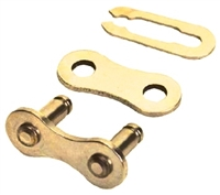 #100 Nickel Plated Connecting Link