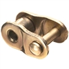 #80 Nickel Plated Offset Link