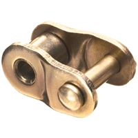 #50 Nickel Plated Offset Link