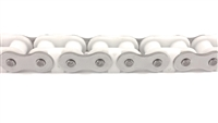#25 Corrosion-Resistant Polyacetal & Steel Roller Chain