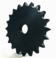 25A18 Sprocket With Stock Bore ANSI Sprocket