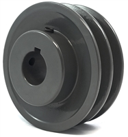 2AK49 Pulley 1-18 Bore