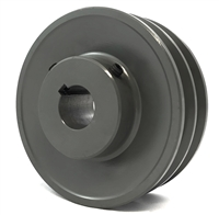 2BK45 Pulley 1-18 Bore