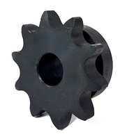 35B11 Sprocket With Stock Bore ANSI Sprocket