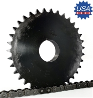 35H32 Sprocket Taper Bushed 35H32 Sprocket