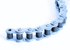50 TK Low Temperature Roller Chain