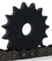 """40A31 Sprocket 5//8/"""" Stock bore 31 Teeth for #40 Chain"""