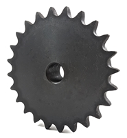 40B25 Sprocket Stock Bore 40B25 Sprocket