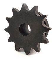 40B8 Sprocket Stock Bore 40B8 Sprocket
