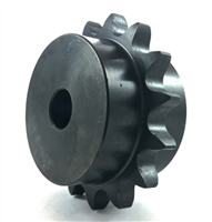 2062C10 Sprocket With Plain Bore