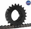 140R22H Sprocket taper bushed sprocket