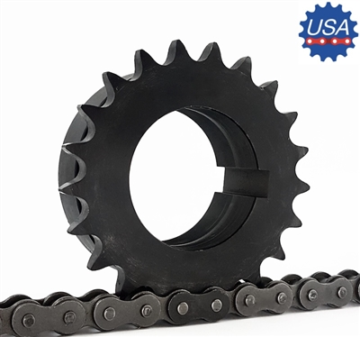 140R23H Sprocket taper bushed sprocket