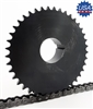 40P45 Sprocket Taper Bushed 40P45 Sprocket